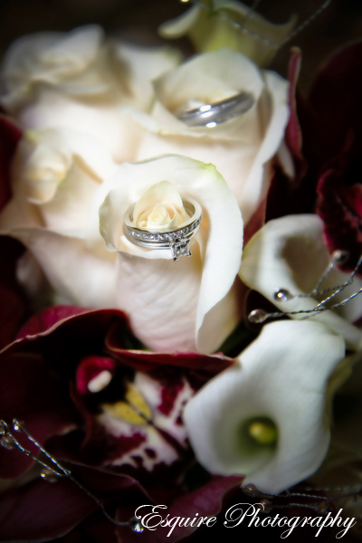 Newport Beach Wedding Photographer Flowers Rings