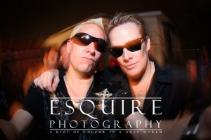 Mark McGrath Sugar Ray Shrinky Dinx Orange County Wedding Photographer