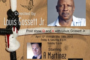 Blood Knot Louis Gossett Jr Malibu Playhouse