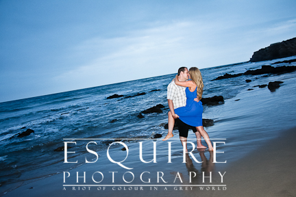Newport Beach Wedding Photographer Engagement Shoot