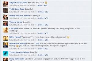 Testimonials Facebook Newport Beach Wedding Photographer