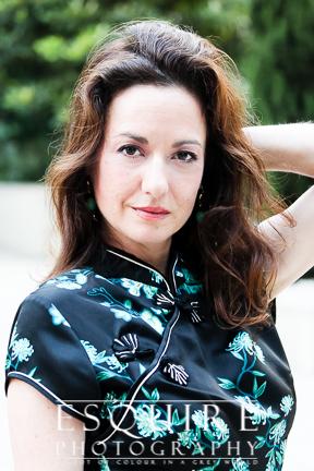 Newport Beach Photographer Google Glass Actress Melissa Kite