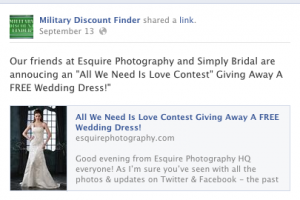 Military Discount Finder Simply Bridal Free Wedding Dress