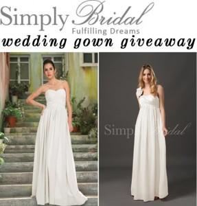 wedding dress giveaway Simply Bridal Newport Beach Wedding Photographer