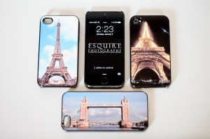 International Photographer Paris London iPhone Case