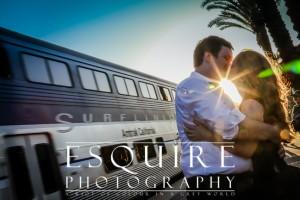Newport Beach Wedding Photographer Fullerton Engagement Shoot