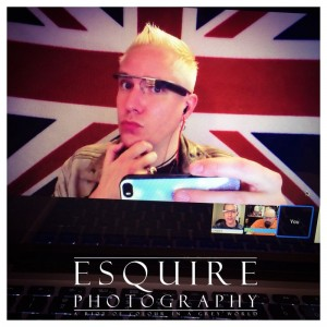 David Esquire Google Glass Podcast