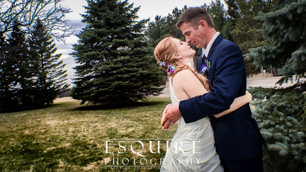 iPhone Wisconsin Wedding Photographer iBlazr Rode Mic BeastgripPro