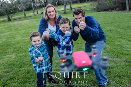 Huntington Beach Family Portrait Photographer